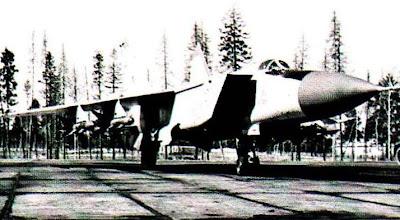 МиГ 25 П