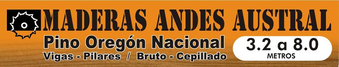Maderas Andes Austral
