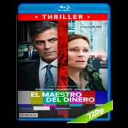 El maestro del dinero (2016) BRRip 720p Audio Dual Latino-Ingles