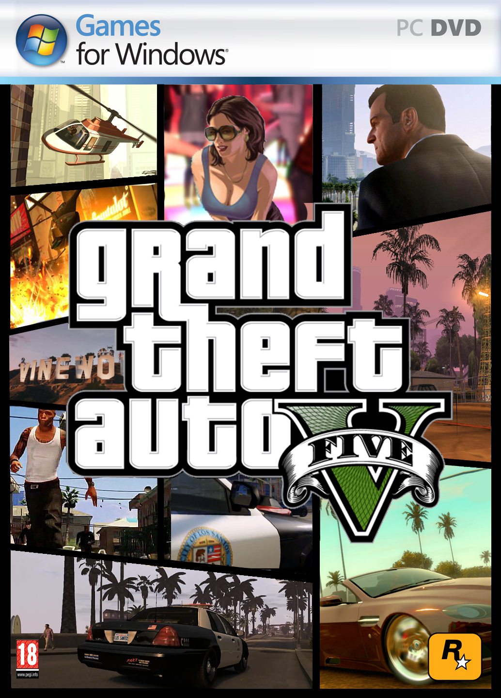 GTA V:Leaked Download Mediafire