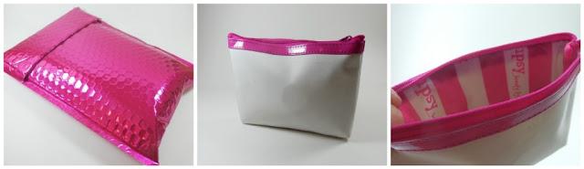 Ipsy Glam Bag April 2013 bag