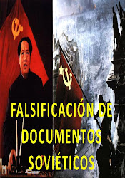 Falsificiación de documentos sovieticos