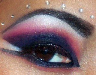 Prom makeup blue dress green eyes – Dress best style form