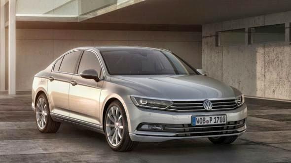 Golf'ten sonra yılın otomobili 1 yıl arayla yine Volkswagen den