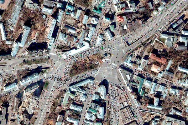 Foto-foto Persimpangan Jalan Yang Paling Rumit Di Dunia [ www.BlogApaAja.com ]