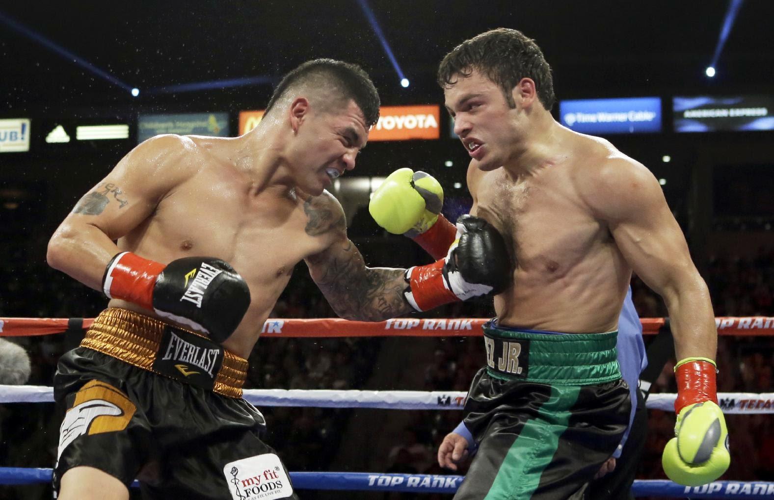 Giovanni De Carolis vs. Dominik Britsch live Boxing on 30 May 2014