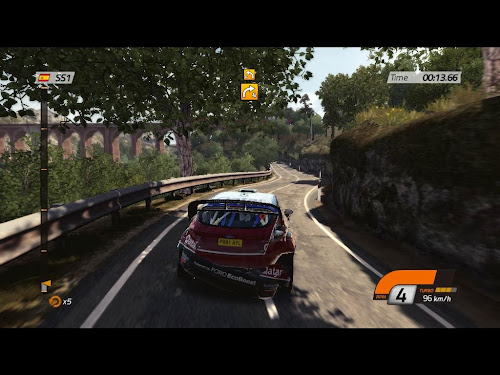 WRC 4 FIA World Rally Championship (2013) Full PC Game Single Resumable Download Links ISO