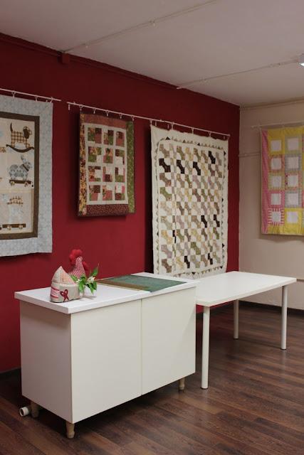 Nuevo espacio de Trabajo en la nueva tienda Vilabors