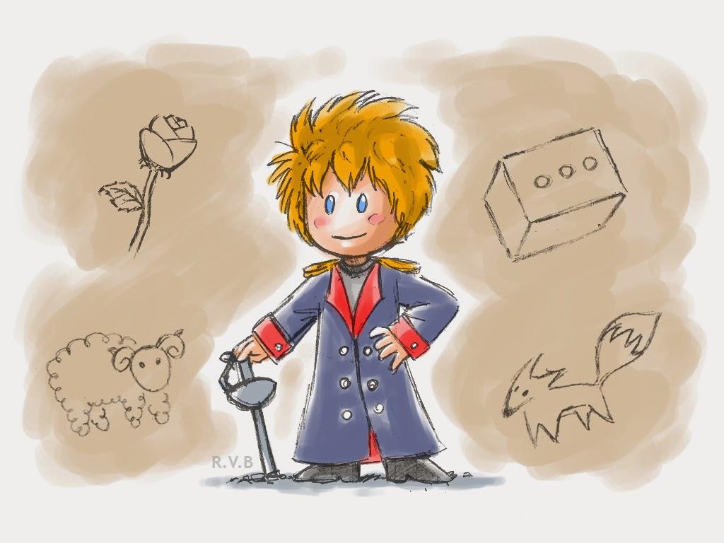 As Melhores Frases Do Livro O Pequeno Príncipe Gêmeas Escritoras