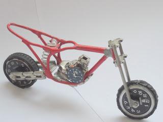 Comprar miniatura motocross