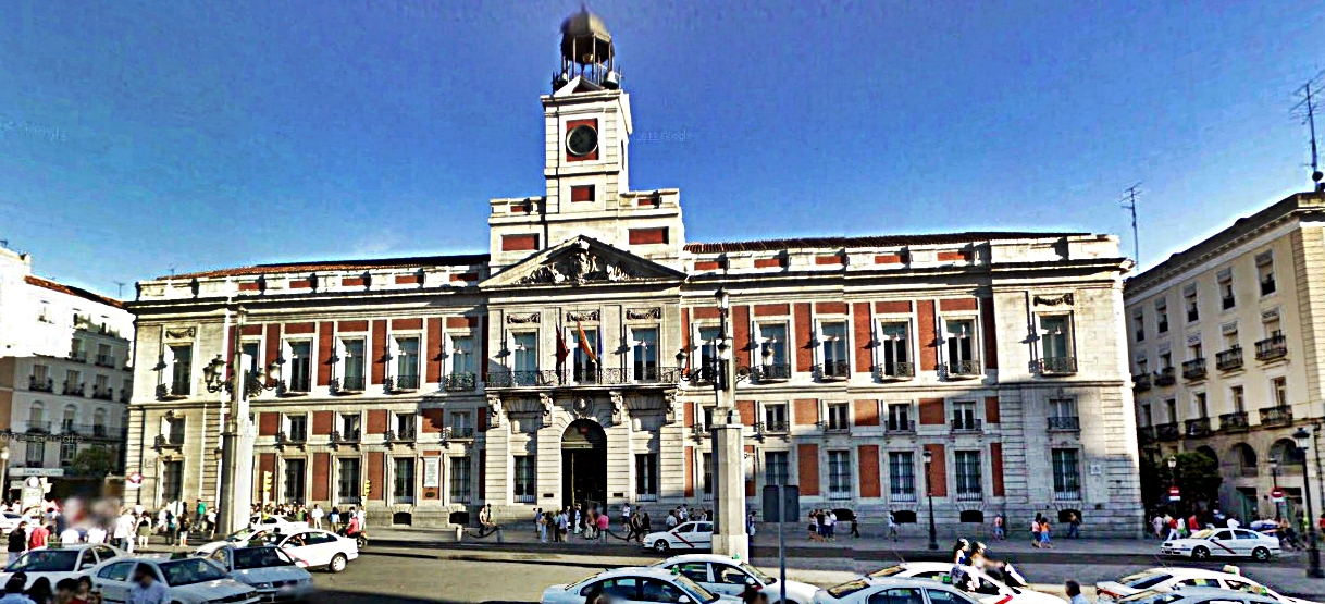 Madrid for Puerta del sol 4