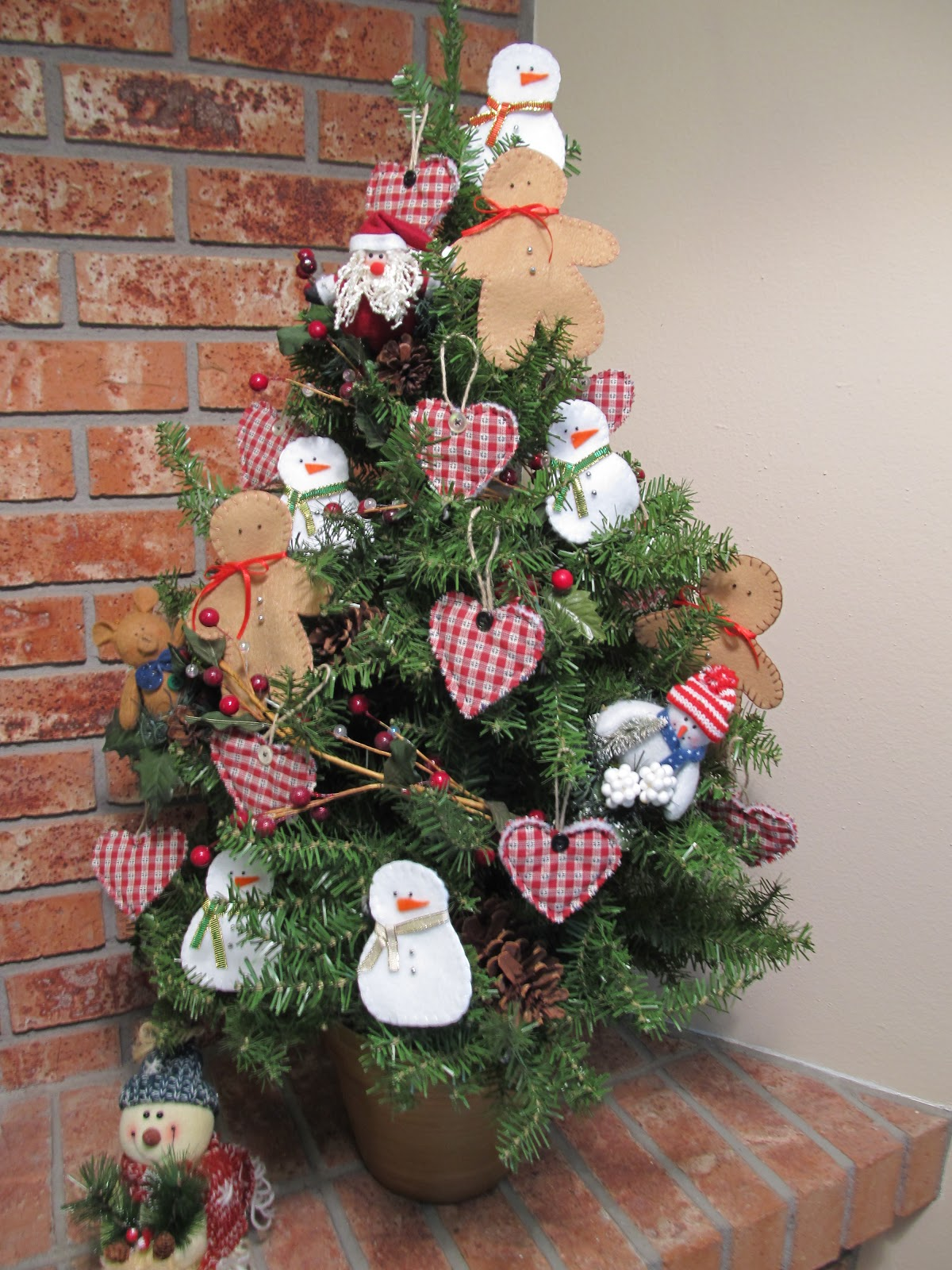 felt-christmas-ornament patterns