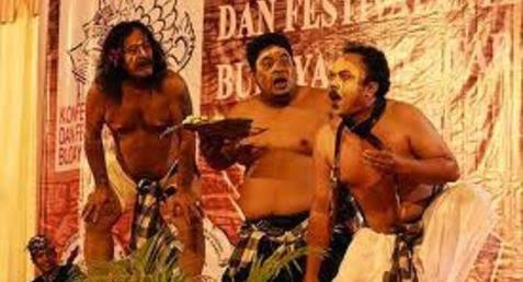 Cerita Rakayat Sasak Lombok Cupak Gerantang