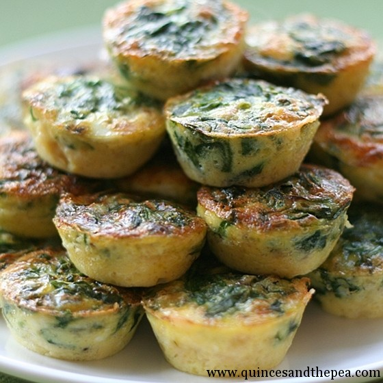 Crustless Mini Quiche Recipe And some recipes will call
