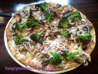 California Pizza Kitchen Mumbai Phoenix Mills Menu