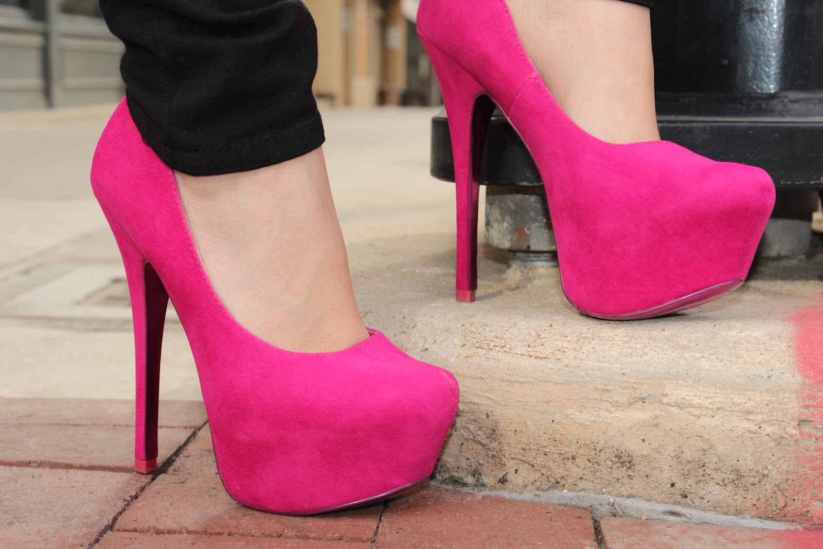 Find pink platform heels at ShopStyle. Shop the latest collection of pink platform heels from the most popular stores - all in one place.