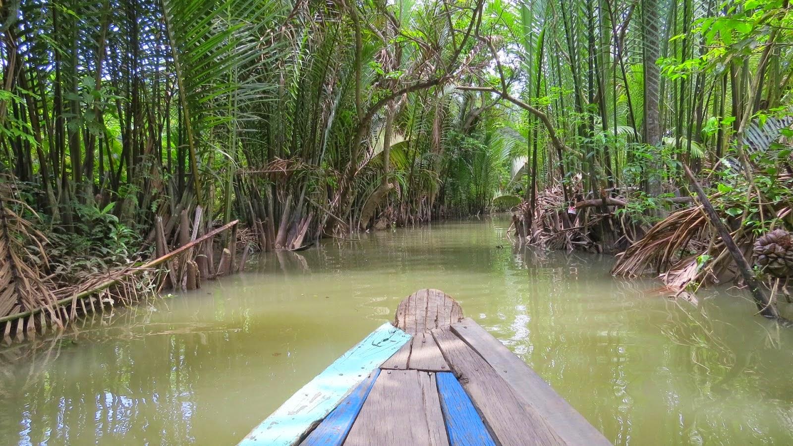 Biking Mekong Delta 10