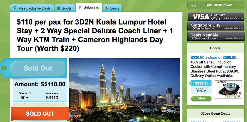 In This World 3 Days 2 Night Trips To Kuala Lumpur Cameron Highlands