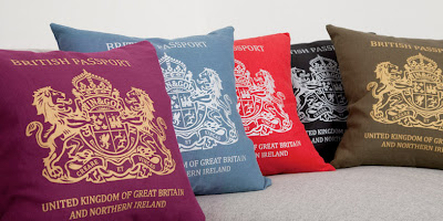 Passport Cushions