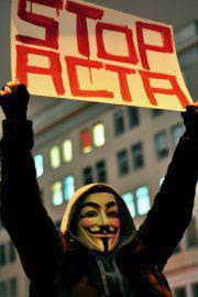 ACTA, Protest, Demo