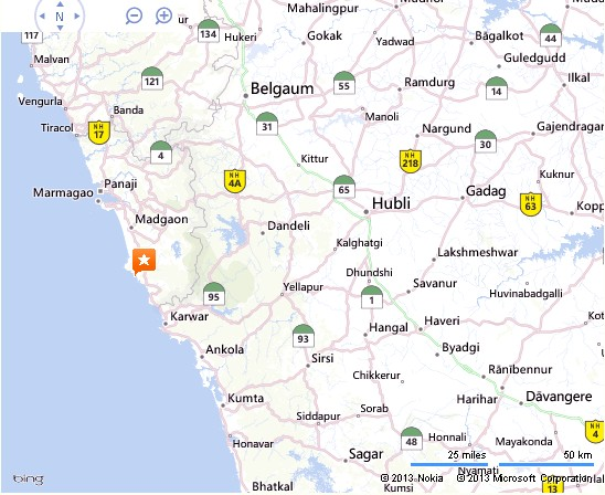 Agonda India  city images : Goa India Location Map,Location Map of Agonda Beach Goa India,Agonda ...