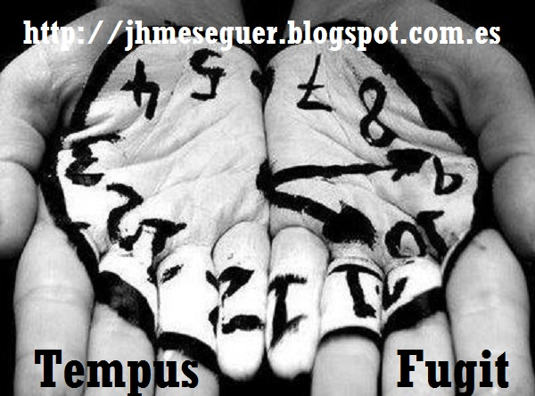 Tempus Fugit | Cronología Poética & Literaria