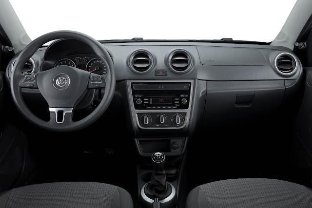Novo Voyage 2014 Trend - interior