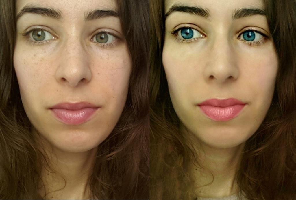 Le masque naturel blanchissant pour la personne