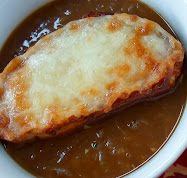 french onion soup for one