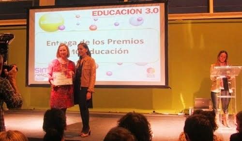 Entrega del Premio SIMO Educación