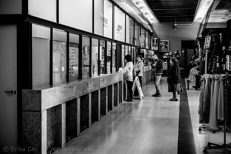 stazione delle corriere Trieste