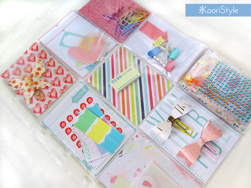 Koori KooriStyle Kawaii Cute Planner Stationery Goods Goodies Agenda Journal Washi Deco Tape Sticky Note Notes Stickers Happy Snail Mail Swap PenPal Letter