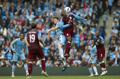 Manchester City 4 - 1 Aston Villa (3)