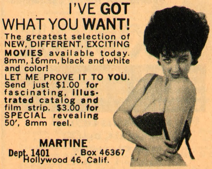 Neat Stuff Blog: Vintage Adult Advertisements