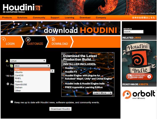 Houdini Download