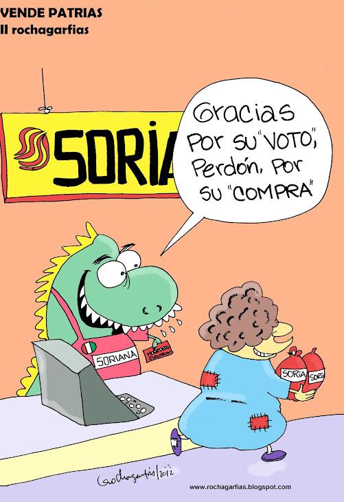 Vende Patrias: Soriana.