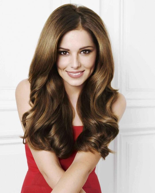 Cheryl Cole Hairstyles 5
