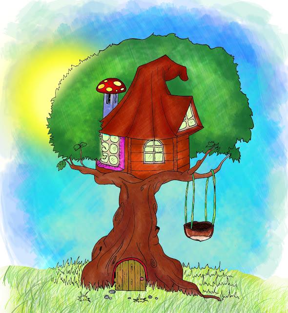 Illustrando un sogno datemi un albero voglio un albero for Voglio progettare la mia casa online