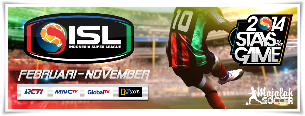 TV Live Streaming ISL Indonesia Super League RCTI Online dan Nonton