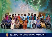 GURU SJKT JALAN CHERAS 2012