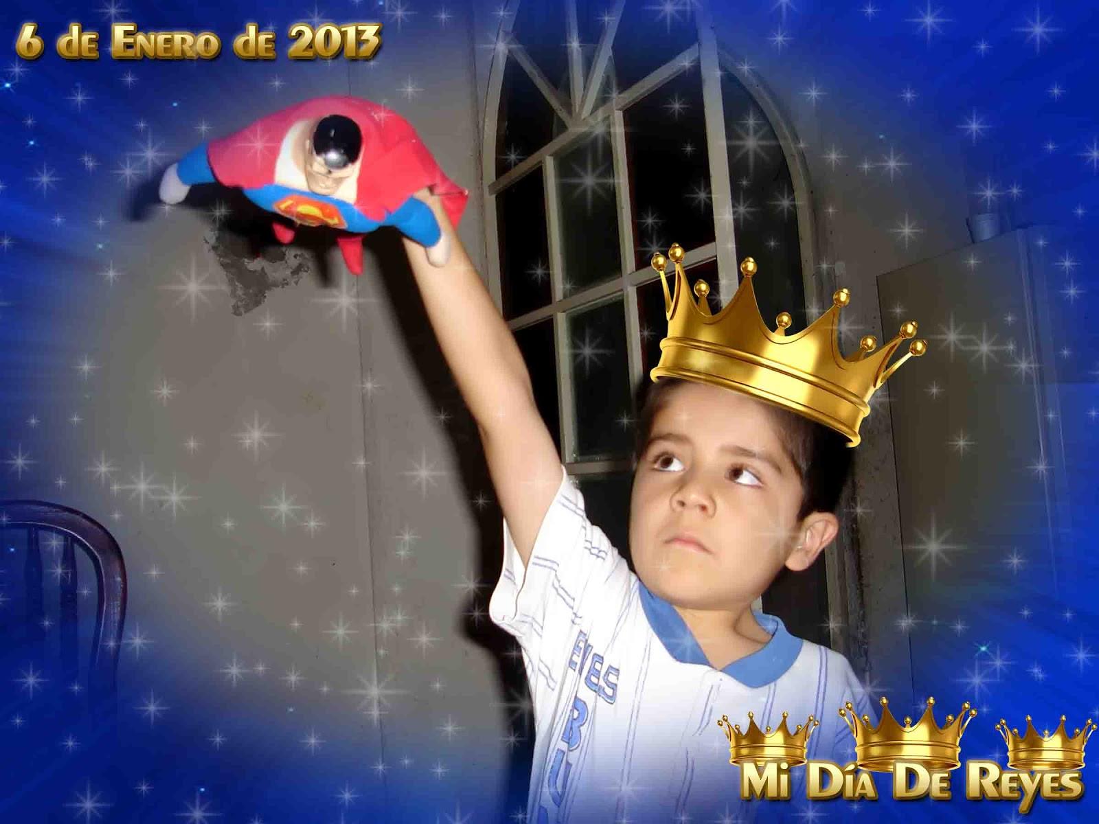 FELIZ DIA DE REYES MAGOS (HD) - YouTube