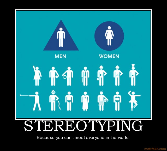 Dating gender stereotypes
