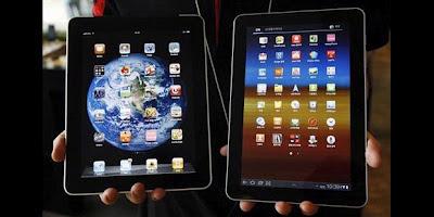 Perang Apple vs Samsung Dimulai