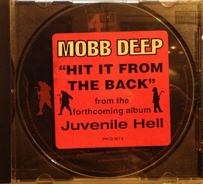 Mobb Deep – Hit It From The Back (CDS Promo) (1993) (320 kbps)