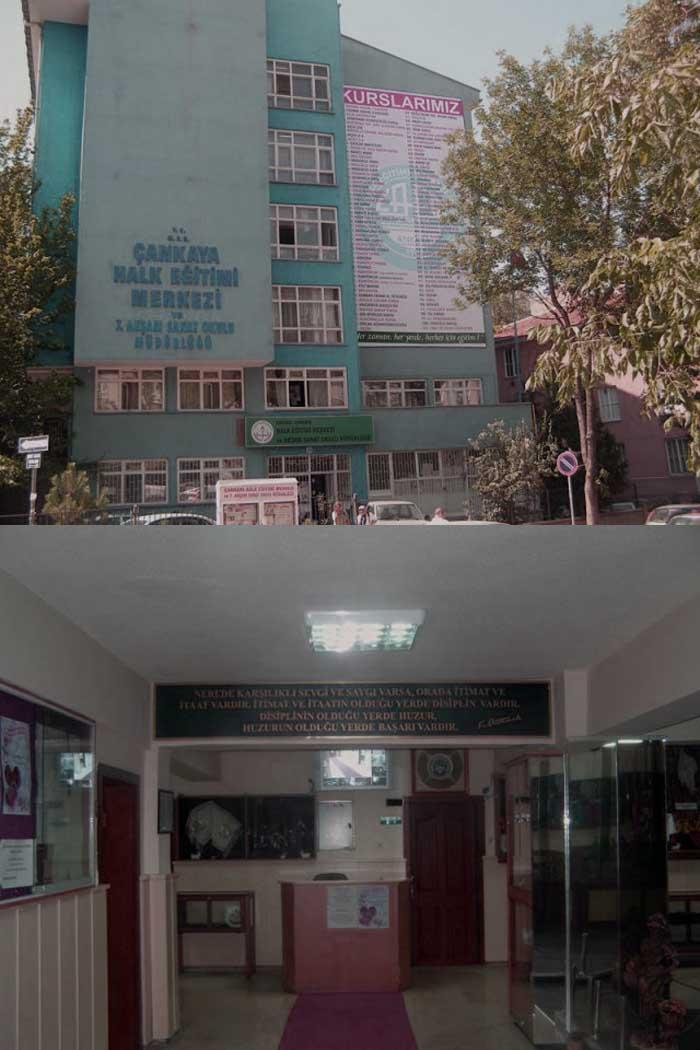 Ankara çankaya halk eğitimi merkezi eğitim verilen kursların