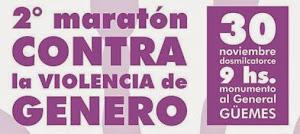 2º Maratón contra la Violencia de Género