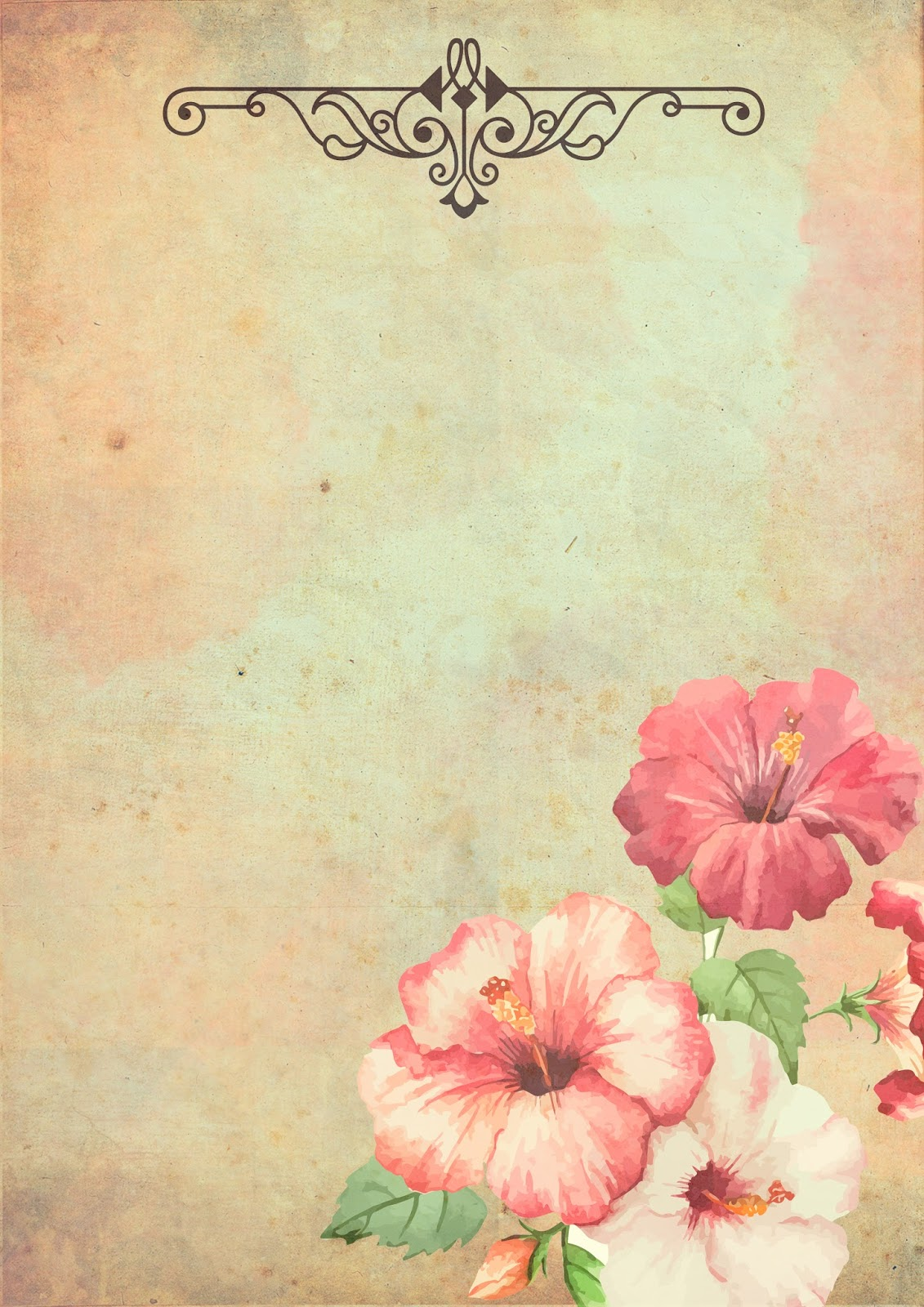 Papeles vintage imprimibles gratis para collage for Decoracion pagina