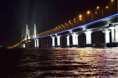 Jambatan Kedua P.Pinang Dinamakan Jambatan Sultan Abdul Halim Mu'adzam Shah, perasmian jambatan ke  2 pulau pinang