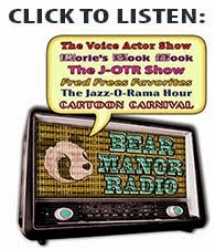 BEAR MANOR RADIO NETWORK