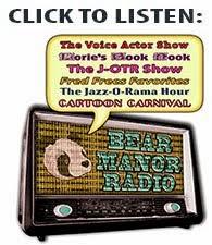BEAR MANOR RADIO NETWORK